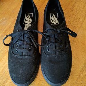 Vans 6.5 Men's Canvas Shoes